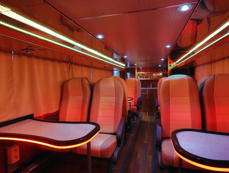 Tourbus Le Freebird