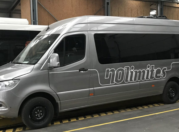 8 SEATER MERCEDES SPRINTER