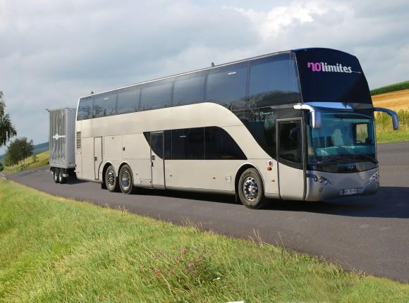Tourbus Le Boomerang