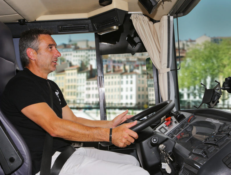 Tourbus Le Manhattan