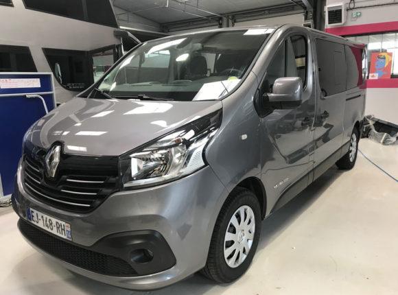 Minibus Renault 9 places