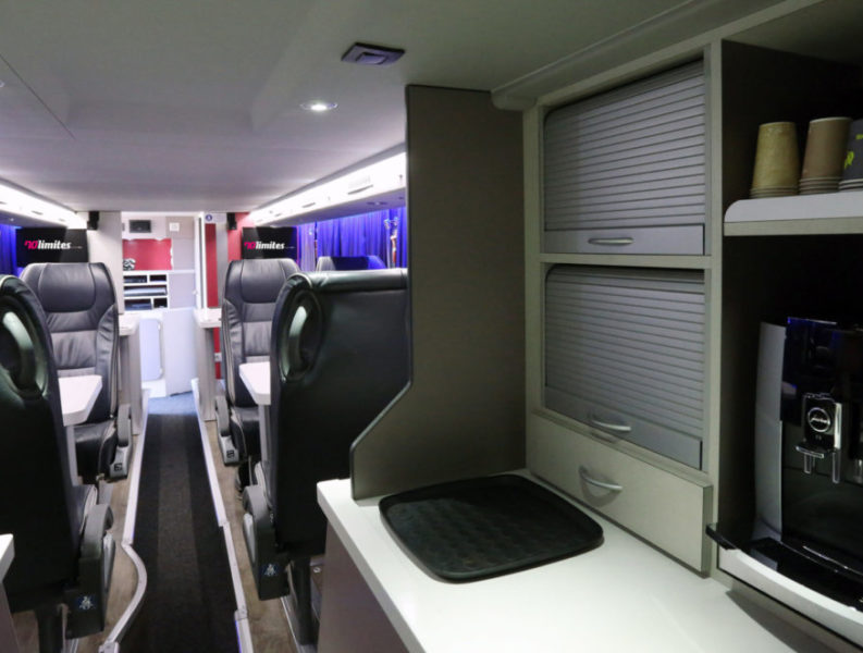 Tourbus Le Pégase